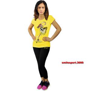COMPLETO-DONNA-LEGEA-T-Shirt-Leggings-TRAINING-DANZA-FITNESS-LFW456-02-Syranus