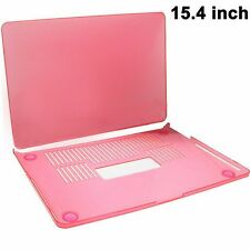 "CUSTODIA COVER CRYSTAL CASE ROSA per APPLE MACBOOK PRO 15.4"" RETINA"