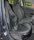 Side Airbag Compatible Polyester Front Seat Cover 22596 Draper