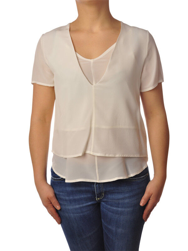 Ottod'ame - Shirts-Blouses - Woman - Weiß - 5178701H184309