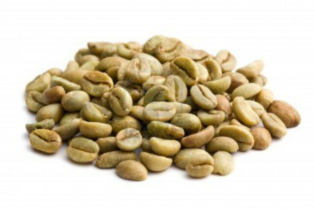 Brazil Arabica Green Coffee Beans, 20lb