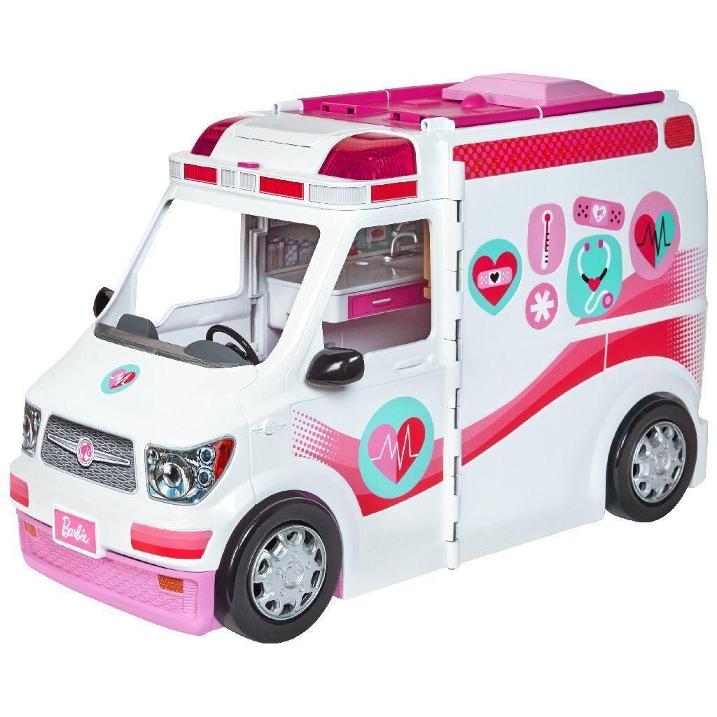 Barbie 2-in-1 Krankenwagen, Barbie Krankenwagen