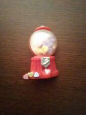 Hallmark Valentine Lapel Pin Gumball Machine MOC