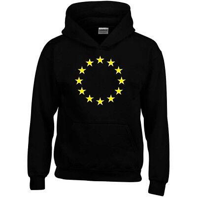European Union Christmas Jumper EU Stars Brexit Xmas Gift Festive Jumper Top