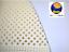 Perfil-de-tamano-estandar-firmes-Dunlop-almohada-de-espuma-de-latex-asequible-no-queso-suizo miniatura 1