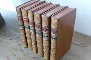 Oeuvres-de-Monsieur-Riviere-du-Freny-en-6-volumes-1731