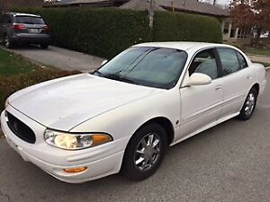 Loaded 2005 Buick LaSabre w 3.8 engine & 135k