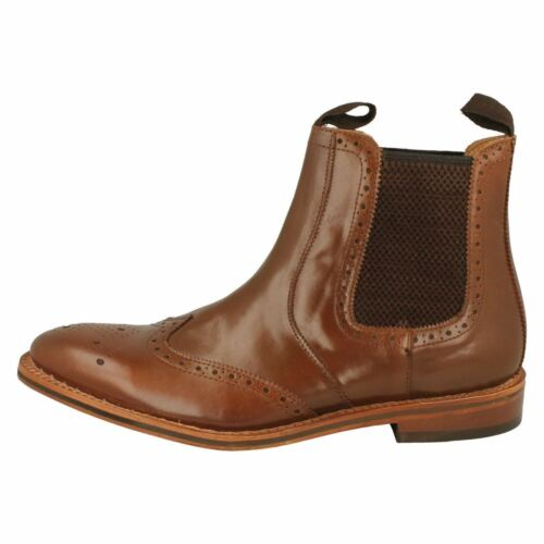 Hombre Catesby Tirar En Zapato Oxford Botines MCATESCW158 4375