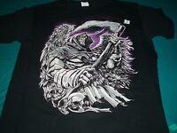 Skeleton Men's Shirt Large