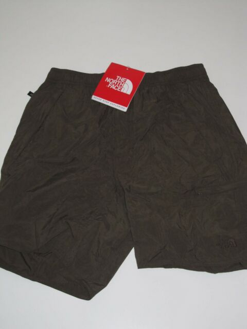 THE NORTH FACE Meridian Short Men sz S Small Waist 29-31 New Taupe Green NEW NWT