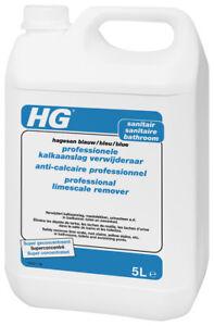 HG-Hagesan-Professional-Kalkablagerungen-Entferner-5-Liter-Dusche-Bad-Reiniger-Entkalker