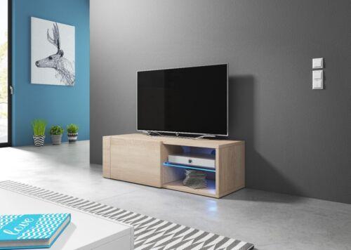 Sideboard Lowboard TV Fernsehschrank HIT2 100 cm Kommode inkl LED Highboard NEU