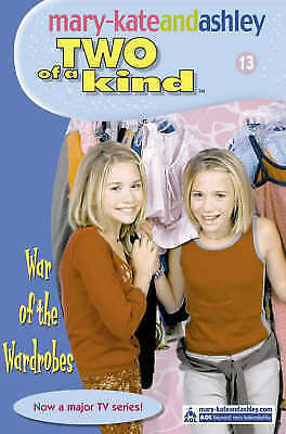 """""""AS NEW"""" Olsen, Ashley, Olsen, Mary-Kate, War Of The Wardrobes (Two Of A Kind, B"""