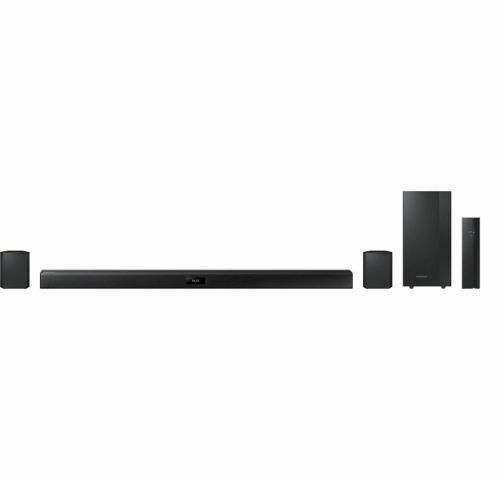 Samsung HW-JM37 300W 4.1ch Sound Bar with Wireless Subwoofer, NO REMOTE CONTROL