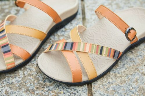 FOOT BIO-TEC Orthotic Footwear—— Roy Tan*  —— Big Clearance!!!