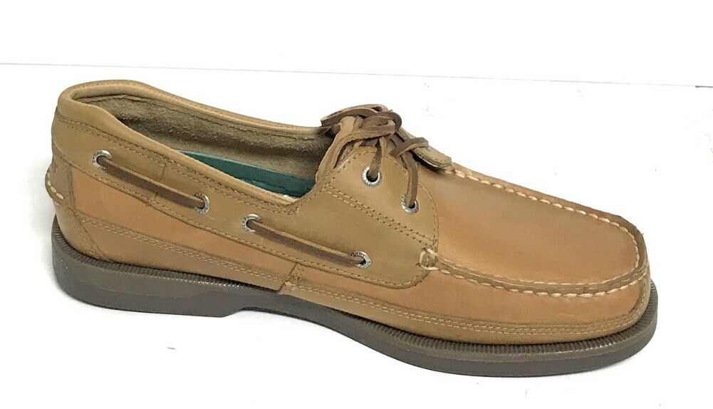 Sperry Top-Homme Sider Mako 2-Eye CANOE MOC Lacets, Chêne, taille 12 M US