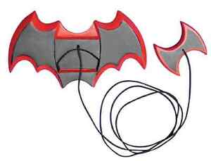 Image is loading Batman-Brave-&-Bold-Grappling-Hook-Black-Toy-  sc 1 st  eBay & Batman Brave u0026 Bold Grappling Hook Black Toy Weapon Halloween ...