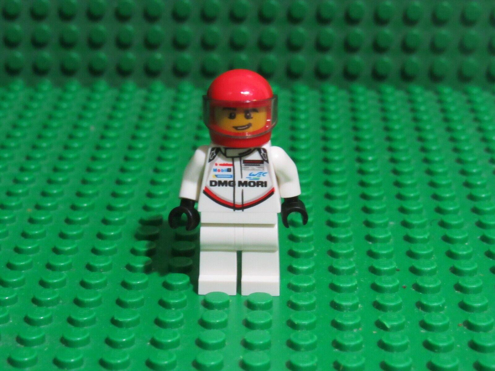 1 LEGO Speed Champions Minifigure Porsche 919 Hybrid Driver sc054