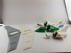 Lego City Flugzeug Ersatzteile Sammlung Konvolut Cargo Polizei