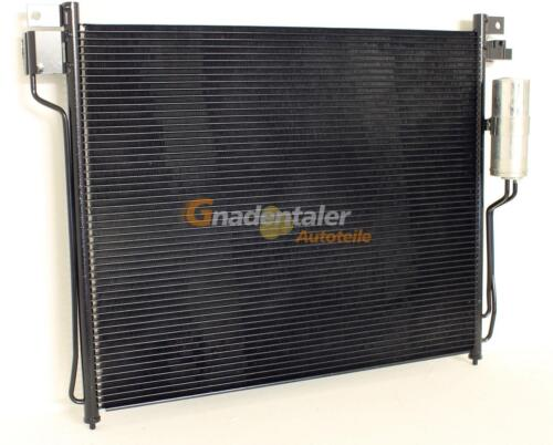 Condensateur Climatisation Climatique Refroidisseur sèche-linge nissan navara d40 Diesel à partir de/'05