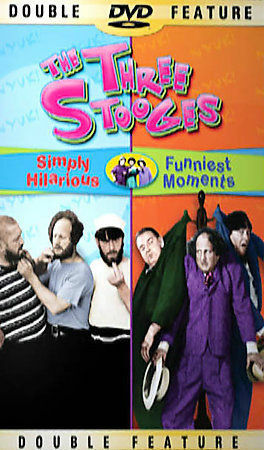 1 of 1 - Three Stooges: Simply Hilarious & Funniest Moments