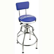 Kobalt Adjustable Hydraulic Garage Shop Mechanic Work Chair Seat Swivel Stool  sc 1 st  eBay & Kobalt Adjustable Hydraulic Stool Mechanic Seat Chair Repair Shop ... islam-shia.org