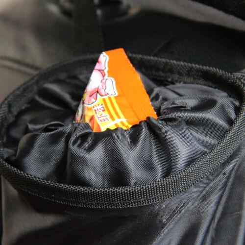 Auto Car Seat Storage Car Wast Storage Bag Car Trash Bag Garbage Trash Carry Bag