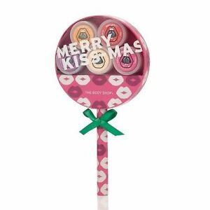 New-The-Body-Shop-Merry-Kiss-Mas-Lollipop