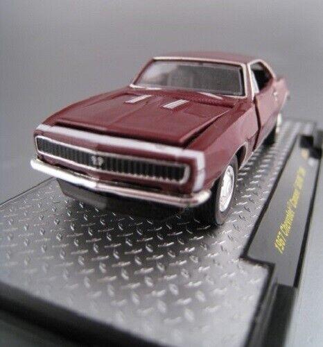 Chevrolet Camaro SS//RS 396 1967 Limitée à 7.000 pcs m2 1:64