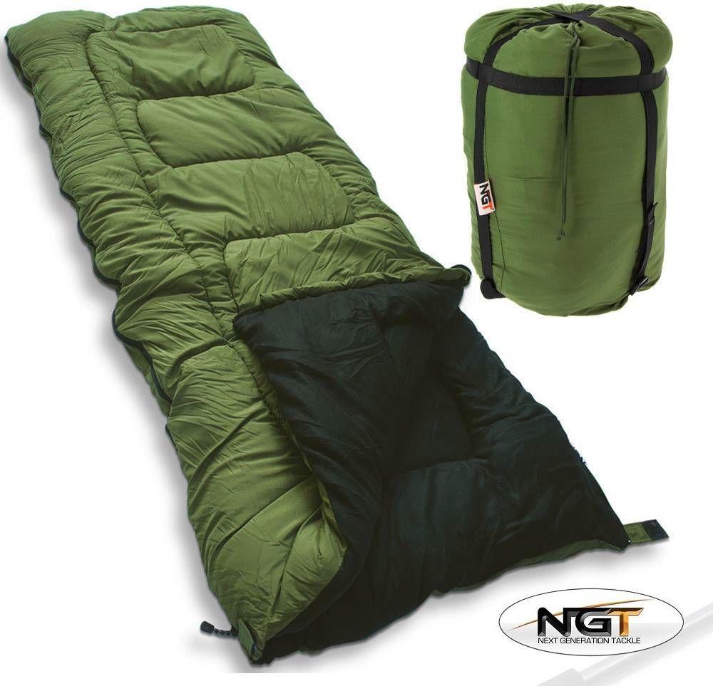 NGT 5  Season Sleeping Bag For Carp Fishing Beds Camping Warm High Tog Rating  wholesale price