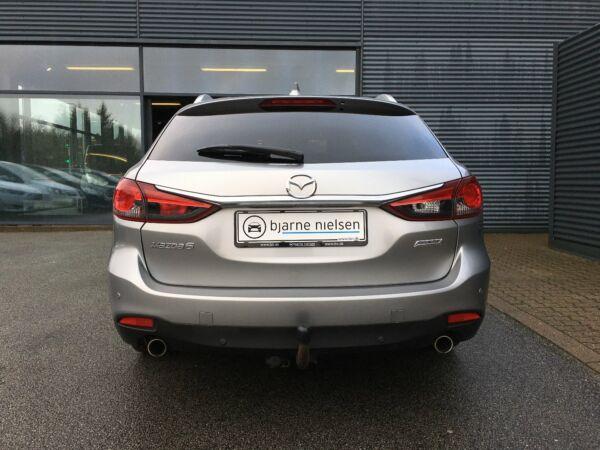 Mazda 6 2,2 Sky-D 150 Vision stc. aut. - billede 3