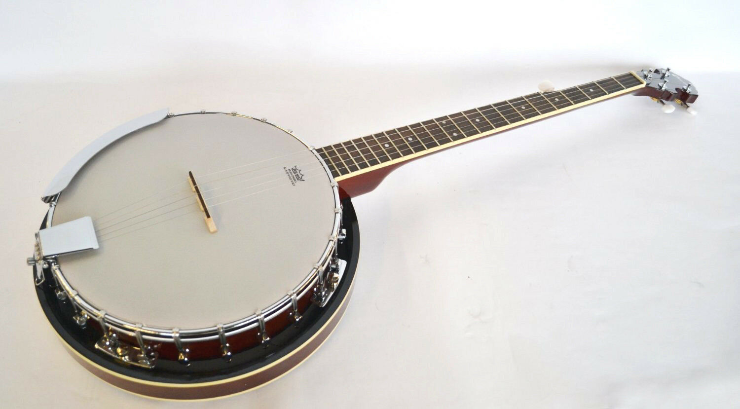 NEW CLEARWATER ELECTRO ACOUSTIC G BlauGRASS BANJO 5 STRING