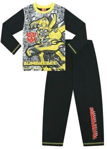 Boys-Transformers-Bumblebee-Long-Pyjamas-The-Last-Knight
