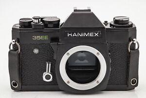 Hanimex-35EE-35-EE-Spiegelreflexkamera-Body-Gehaeuse-SLR-Kamera