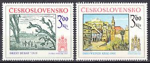 Tschechoslowakei 1978  Mi. 2440-41  postfrisch
