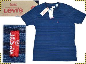 LEVIS-T-Shirt-Uomo-S-M-oden-L-AL-PREZZO-DI-SALDI-LE12-T1G