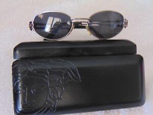 106d9092e05d Image is loading Vintage-Versace-Classic-Sunglasses-Versace-Medusa-Logo-On-