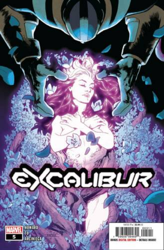 EXCALIBUR #5 DX MARVEL COMICS EB115