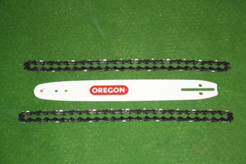 CS 380 CS 350+ 35 cm Oregon Schwert CS 350 2 Ketten für McCulloch CS 340