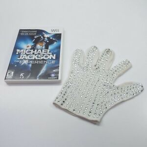 MICHAEL-JACKSON-THE-EXPERIENCE-NINTENDO-WII-WITH-GLOVE-LOOK-DESCRIPTION-E260