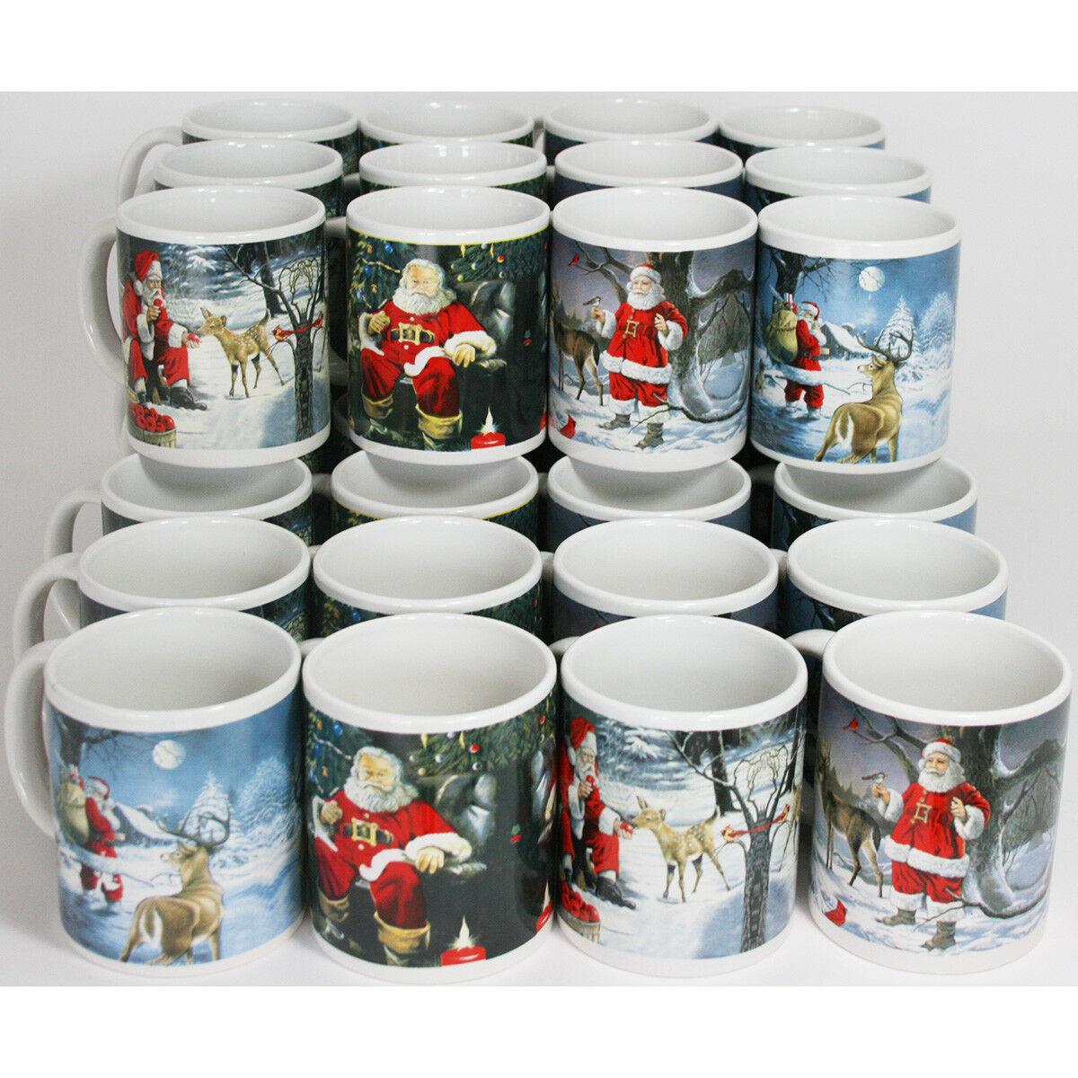 36 x Weihnachtstassen Tassen Glühweintassen Tasse Becher Kaffee