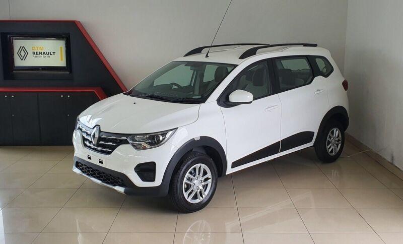 2021 Renault Triber 1.0 Prestige