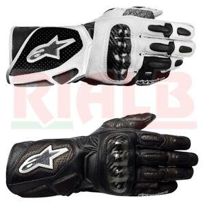 Guanti-Moto-in-Pelle-Traspiranti-Alpinestars-STELLA-SP-2-Gloves-con-Protezioni