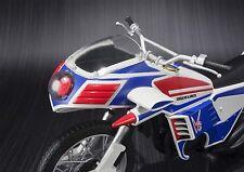 Bandai S.H. Figuarts Masked Kamen Rider V3 Hurricane Motorcycle Bike Cyclone 1 2