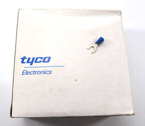 Gabelkabelschuhe 1,5-2,5mm² M5 blau ca. 1000 Stck.