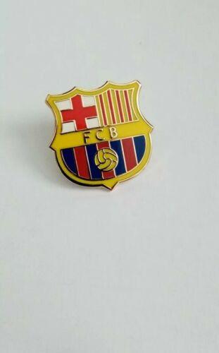 Barcelona Spain Enamel Lapel Pin Badge F.C