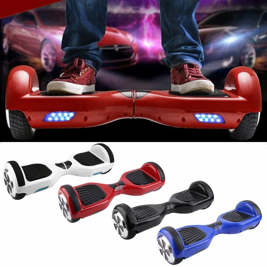 Self Balance Scooter Elektroroller Elektro Wheel Skateboard+Blautooth NEUDE