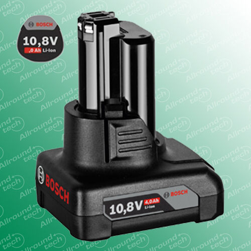 ORIGINAL Akku Bosch 12 Volt Li-ION, NEU, --- 4,0 Ah ----1600Z0002Y 2607336779