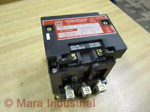Square-D-8903-SP0-2-Lighting-Contactor-8903-SPO-2