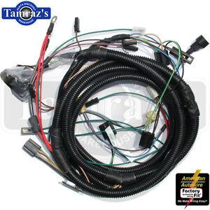 71 cutlass v8 front light wiring harness internal. Black Bedroom Furniture Sets. Home Design Ideas